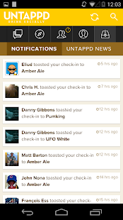 Untappd - Discover Beer - screenshot thumbnail