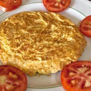 Spanish Omelet Recipe - Tortilla Espanola