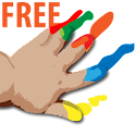 Animals Finger Paint Free logo