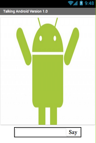TalkingAndroid