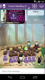 Tophatter - Shopping & Deals - screenshot thumbnail