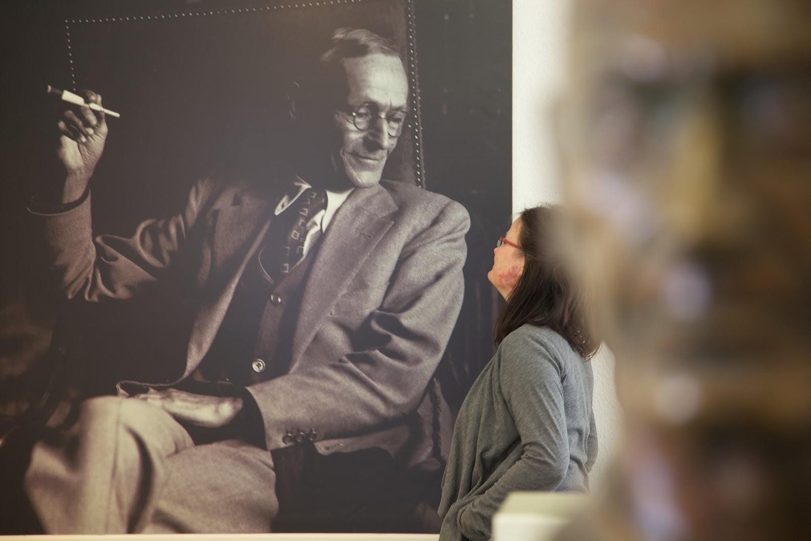 Hermann Hesse war nicht nur ein bekannter Dichter und Denker aus Calw