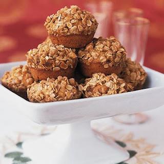 Crumb Cake Muffins.