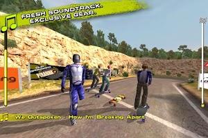 Screenshot of Downhill Xtreme