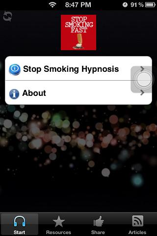 Stop smoking fast hypnosis app android apps on google play stop smoking fast hypnosis app screenshot ccuart Images