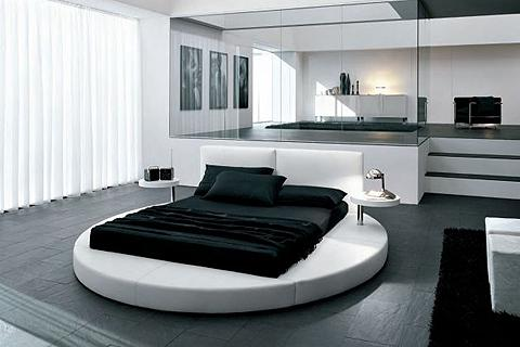 Black & White Bedroom Ideas Screenshot