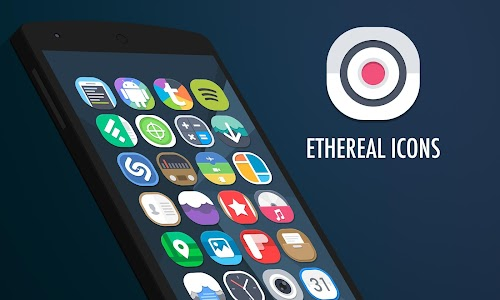 Ethereal iconpack v1.0.1