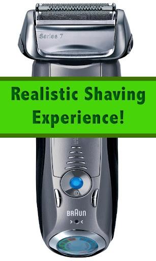 Electric Shaver: Prank Haircut