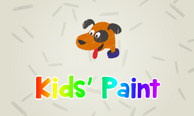 Kids' Paint - screenshot