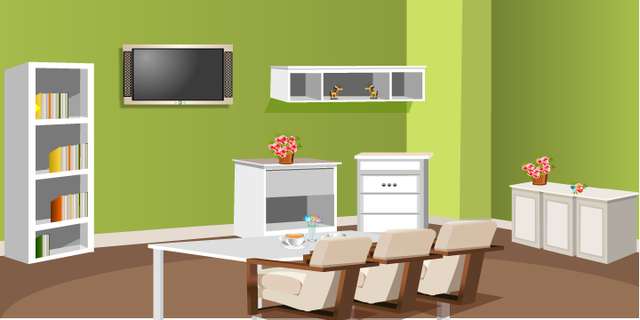 Green Living Room Escape Android Apps on Google Play
