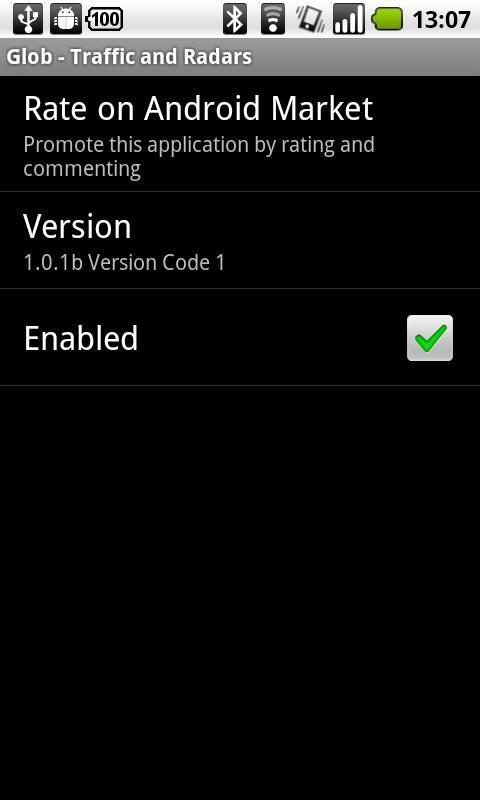 Glob - LiveView Plugin- screenshot