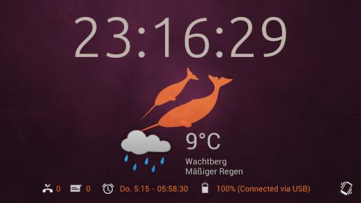 Quoron Clock