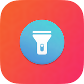 Material Design Flashlight