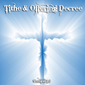 Tithe & Offering Decree icon