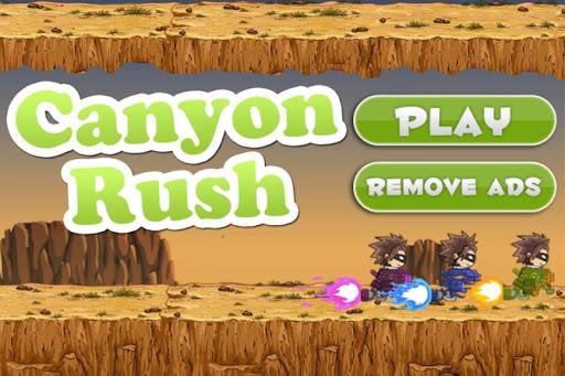 Canyon Rush