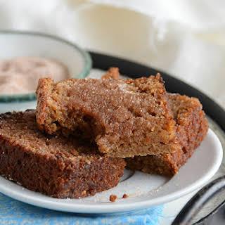 Buttermilk-Cinnamon Bread.