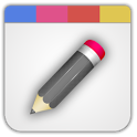 Notepad Simple icon