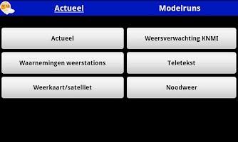 Screenshot of Weermodellen lite