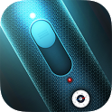 Futuristic Flashlight icon