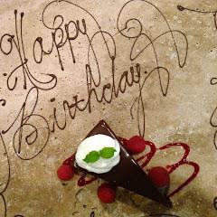 Gluten Free Birthday Dessert Tile