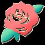 Tweecha ThemeP:Pink Flower