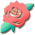 Tweecha ThemeP:Pink Flower icon
