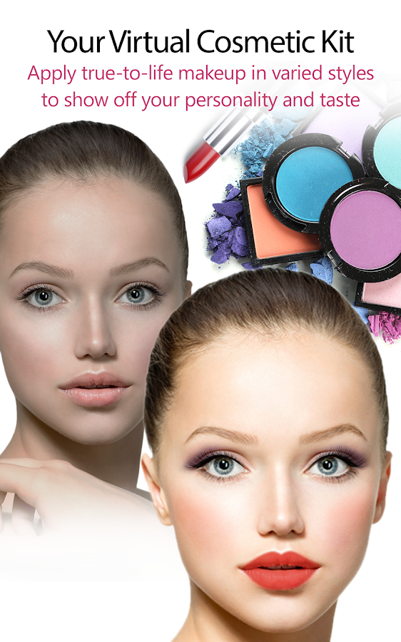 YouCam Makeup -Makeover Studio- screenshot