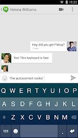 Fleksy + GIF Keyboard Screenshot 8