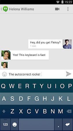 Fleksy + GIF Keyboard 6.2.2 screenshot 26018