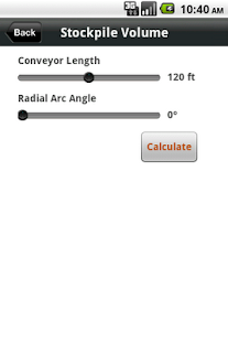 ConveyCalc- screenshot thumbnail