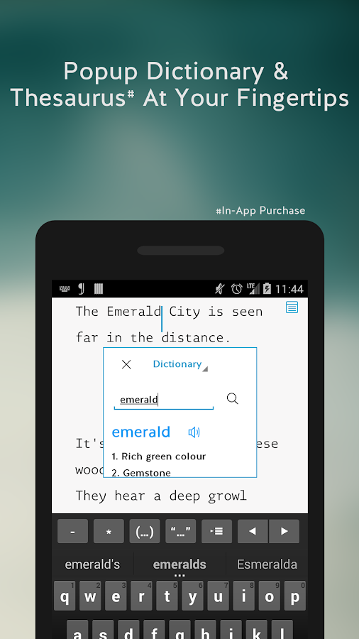 how to add undo redo to android app