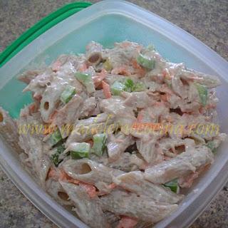 Practical Tuna Salad.