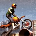 Crazy Moto Construction Yard APK