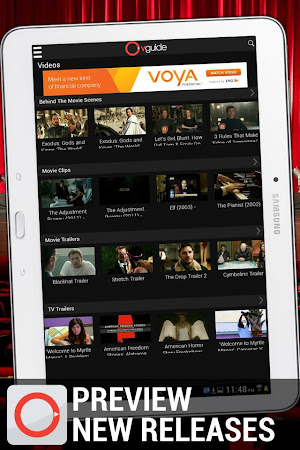 OVGuide - Free Movies & TV 3.3 screenshot 555014