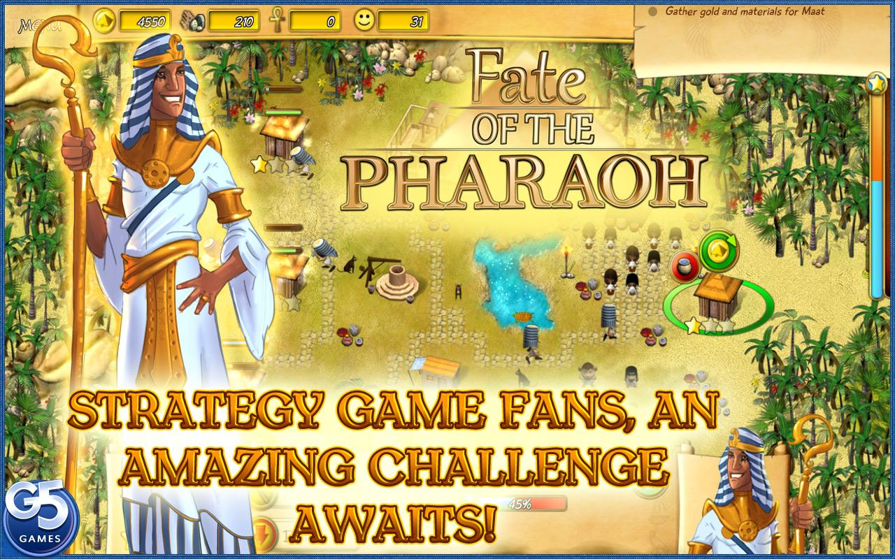 Fate of the Pharaoh - screenshot