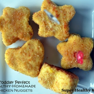 Toddler Perfect Chicken Nuggets.