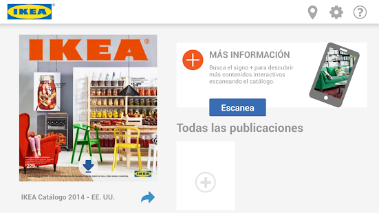 Catálogo IKEA - screenshot thumbnail