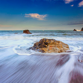 irago beach by WhyanZ's V'Art - Landscapes Waterscapes