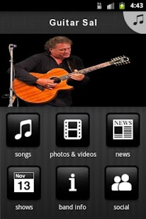 Guitar Sal - screenshot thumbnail