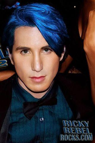 Ricky Rebel - screenshot