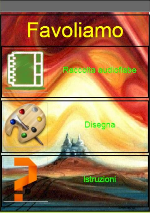 Favoliamo - screenshot
