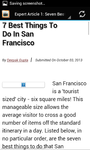 免費下載娛樂APP Things To Do In San Francisco app開箱文 APP開箱王