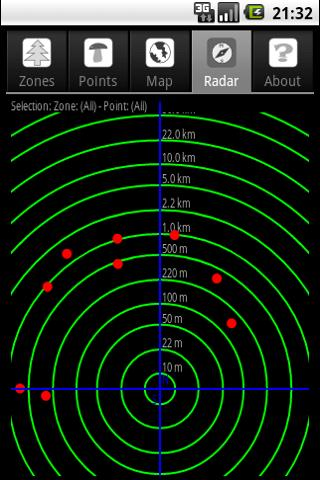 Trackeen Edición Setas: captura de pantalla