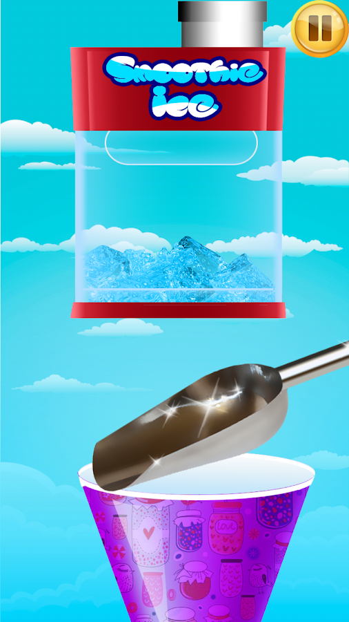 Snowball Ice Cream - screenshot