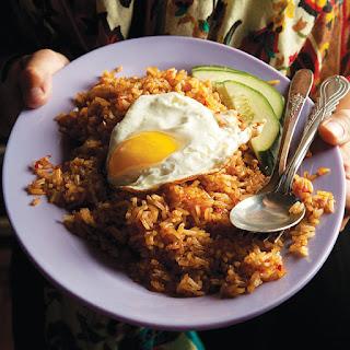 Nasi Goreng (Indonesian Fried Rice).