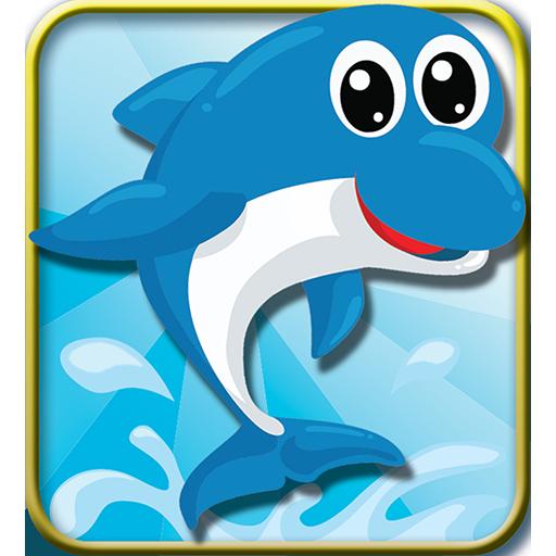 Dolphin Shock LOGO-APP點子