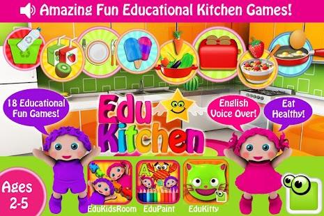 Preschool EduKitchen