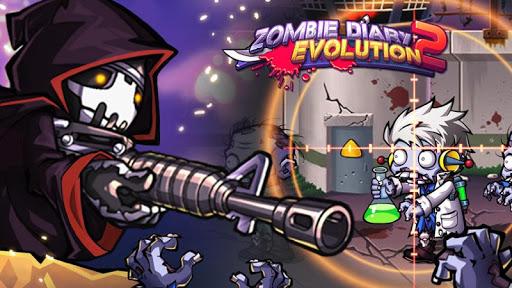 Zombie Diary 2: Evolution 1.2.2 screenshots 6
