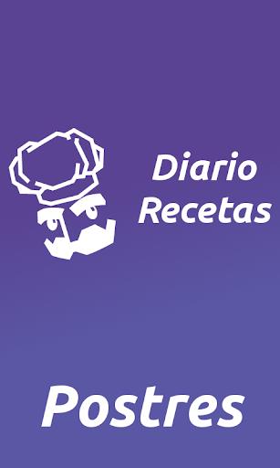 Diario Recetas Postres