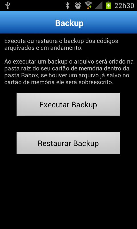 RaBox Rastreador de Encomendas - screenshot